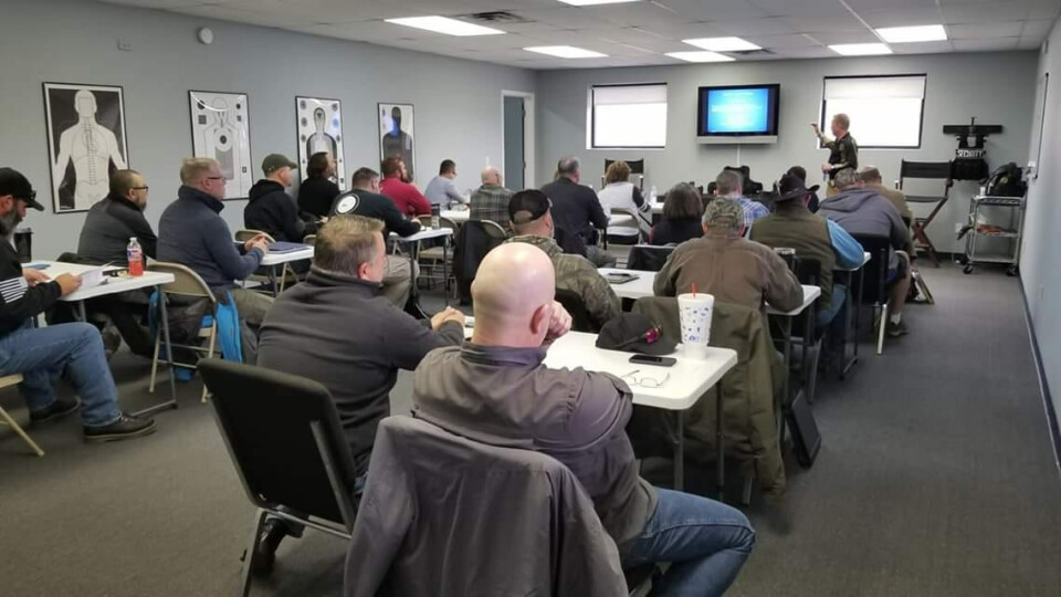 Level 3 Private Security training | Day 2